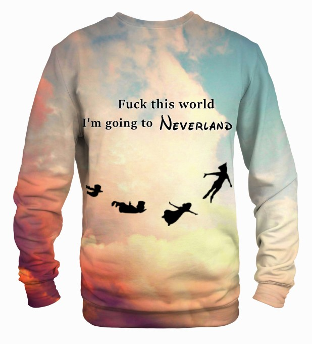 I'm going to Neverland sweater Thumbnail 2