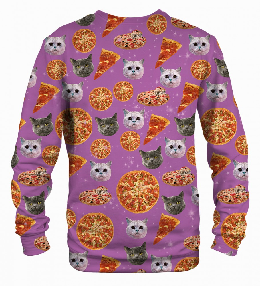 Mr. Gugu & Miss Go, Pizzacat sweater Image $i