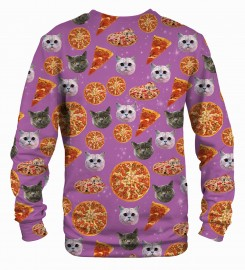 Mr. Gugu & Miss Go, Pizzacat sweater Thumbnail $i
