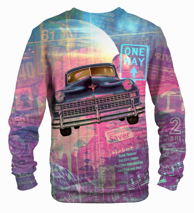 Highway to Chill sweater Thumbnail 2