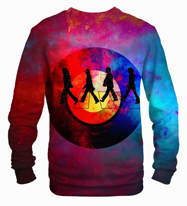 Abbey Space Sweatshirt Miniaturbild 2