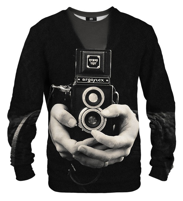 Camera sweater Thumbnail 1
