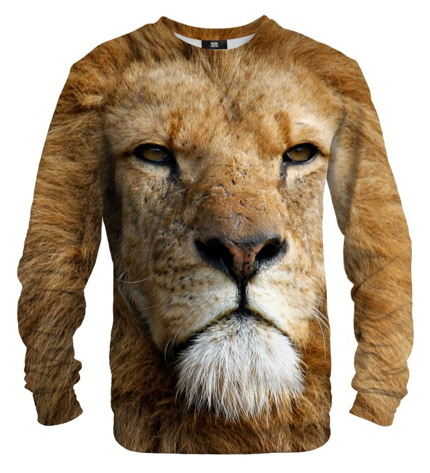 Lion Watchers You sweater Miniature 1