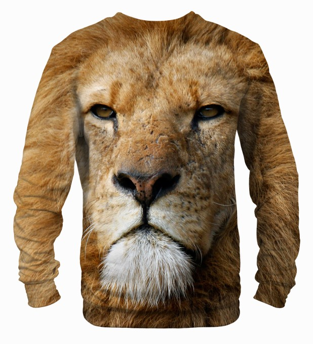 Lion Watchers You sweater Miniature 2