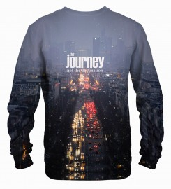 Mr. Gugu & Miss Go, Bluza ze wzorem The Journey Miniatury $i