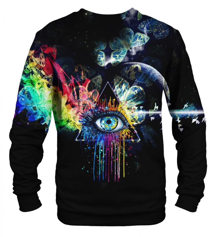 Mr. Gugu & Miss Go, Print Prism sweater Image $i