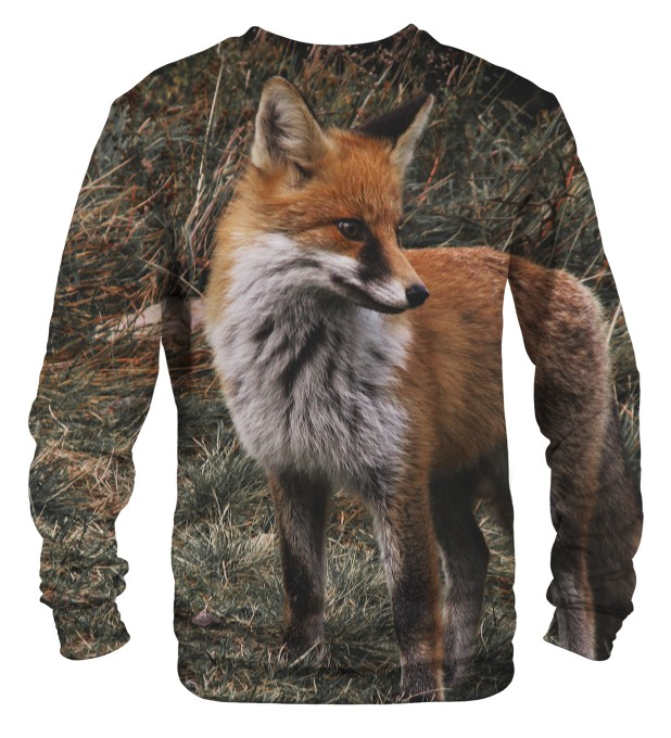 Fox sweater Thumbnail 2