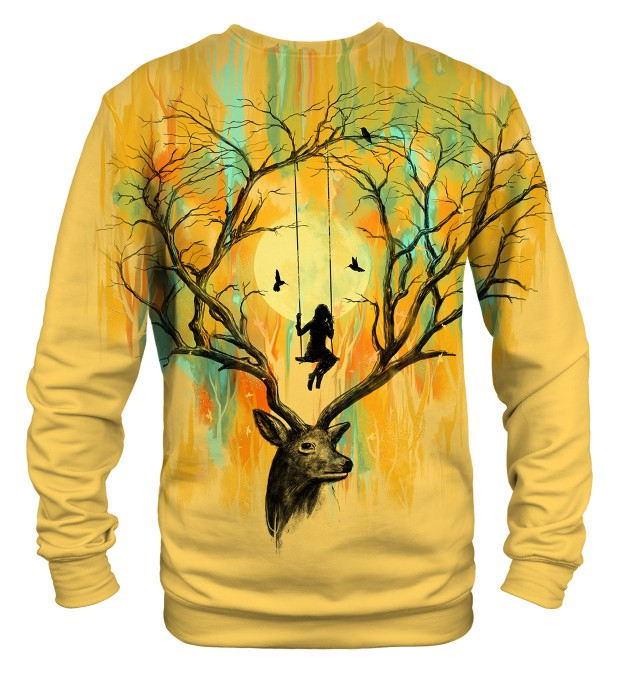 Deer Fantasies sweater Miniature 2