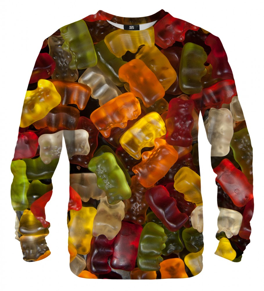 Mr. Gugu & Miss Go, Gummy Bears sweater Image $i
