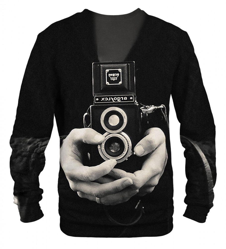 Mr. Gugu & Miss Go, Camera sweater Image $i