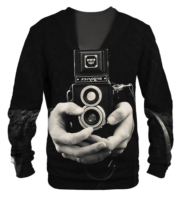 Camera sweater Thumbnail 2
