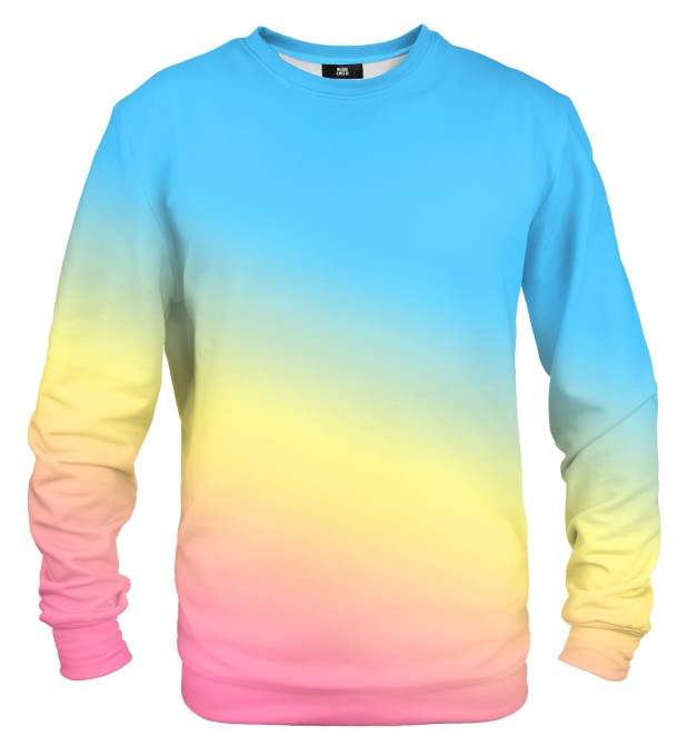Rainbow Ombre sweater Miniature 1