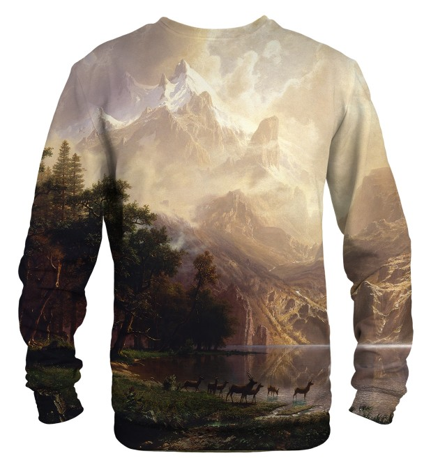 Among the Sierra Nevada Mountains sweater Miniature 2