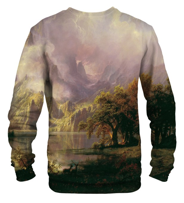 Rocky Mountain Landscape sweater Miniature 2