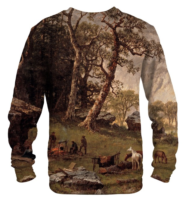 Cho-looke the Yosemite Fall sweater Miniature 2
