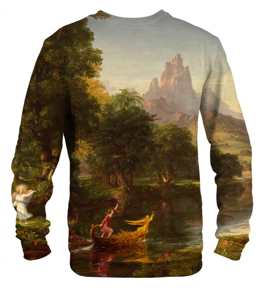 Mr. Gugu & Miss Go, The Voyage of Life sweater Image $i