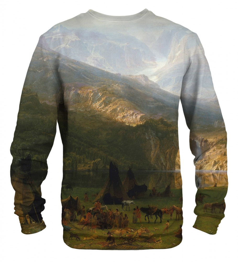 Mr. Gugu & Miss Go, The Rocky Mountains Lander's Peak sweater Image $i