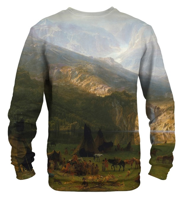 Bluza ze wzorem The Rocky Mountains Lander's Peak Miniatury 2