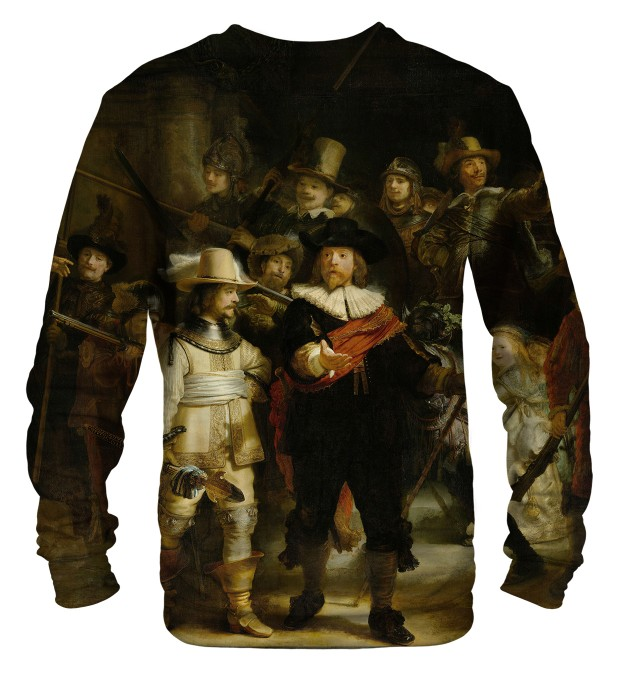 Bluza ze wzorem The Night Watch Miniatury 2