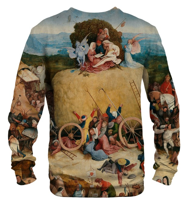 The Hay Wain sweater Miniatura 2