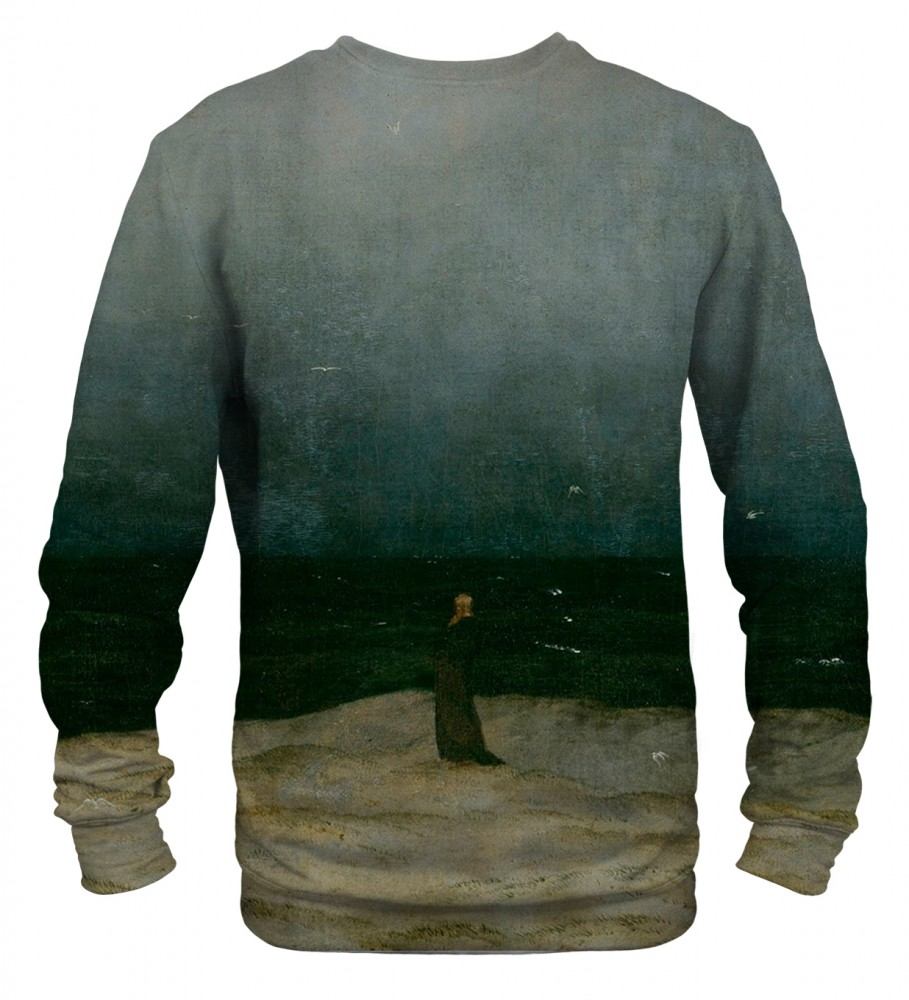 Mr. Gugu & Miss Go, Monk by the Sea sweater Image $i
