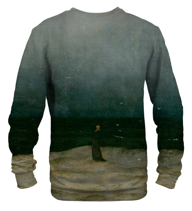 Monk by the Sea sweatshirt Miniaturbild 2