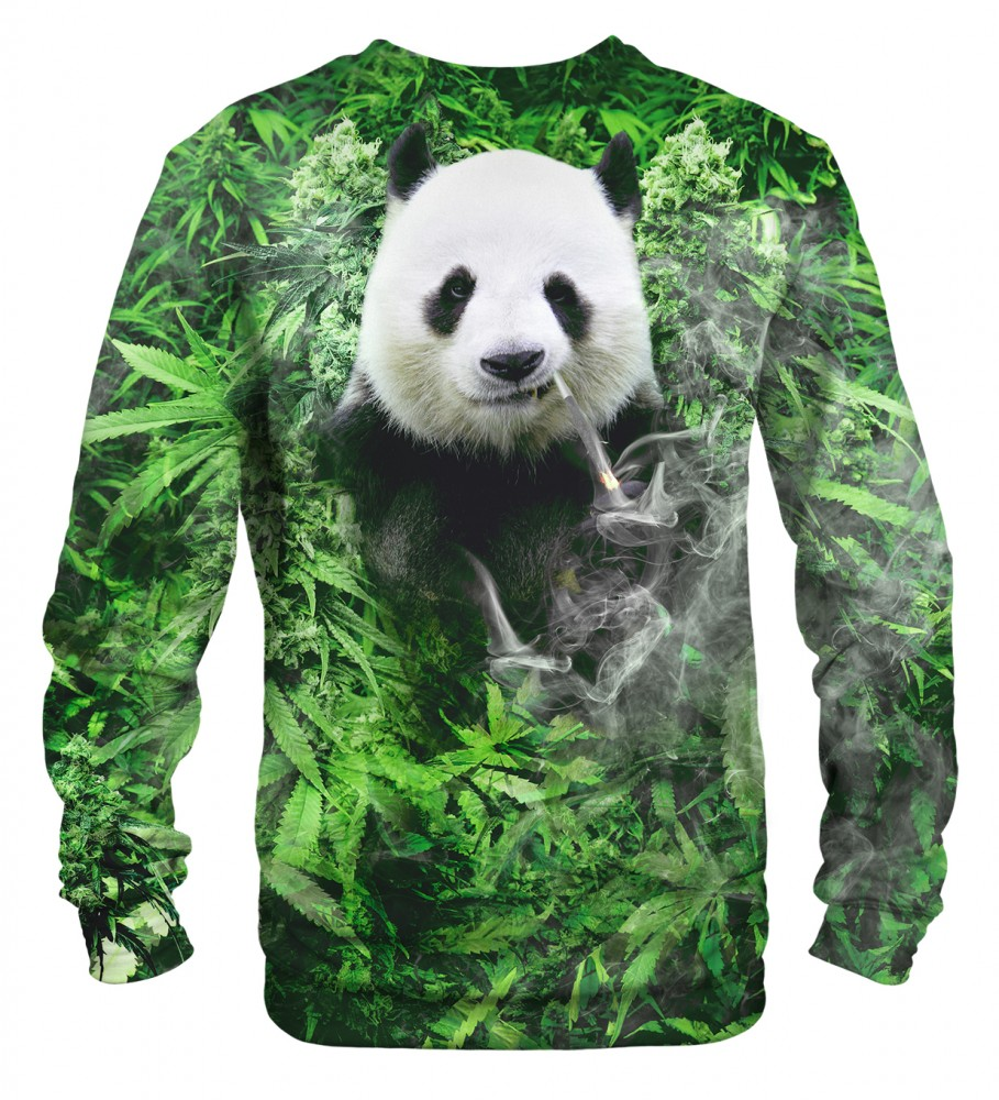 Mr. Gugu & Miss Go, Panda Chill sweater Image $i