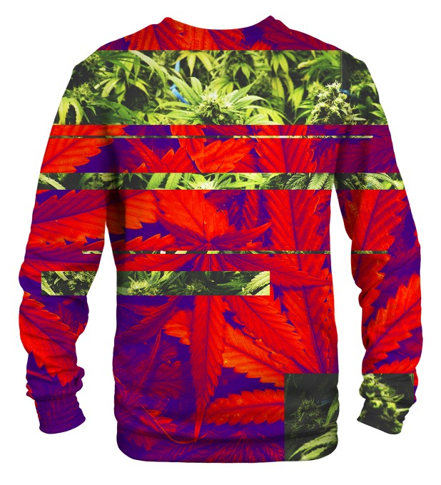 Cannabis sweater Thumbnail 2