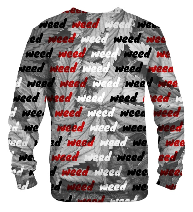 Weeeed sweater Miniature 2