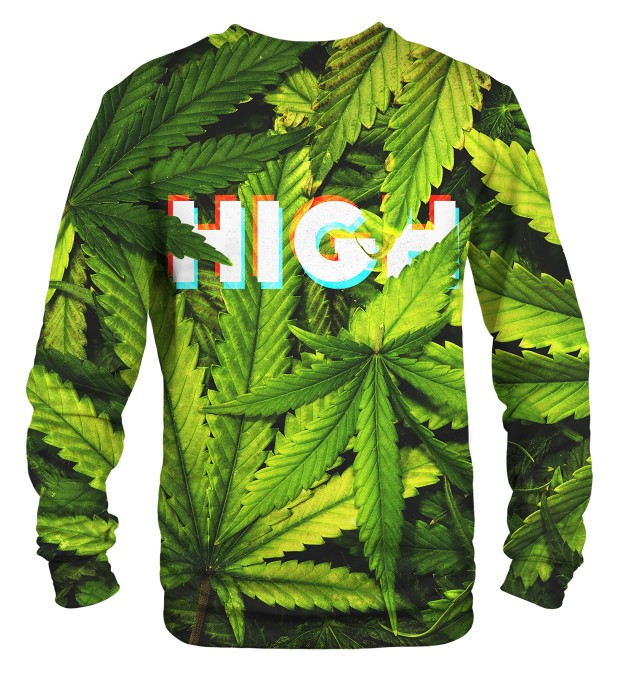 High sweatshirt Miniaturbild 2