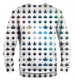Mr. Gugu & Miss Go, Weed constellation sweater Thumbnail $i