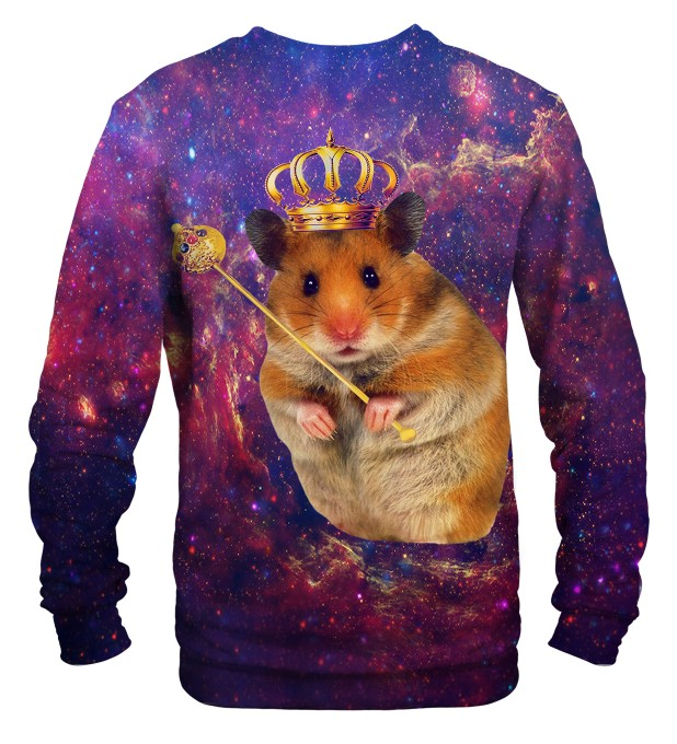 King Hamster sweater Thumbnail 2