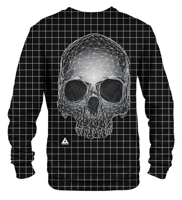 Square skull sweater Miniature 2