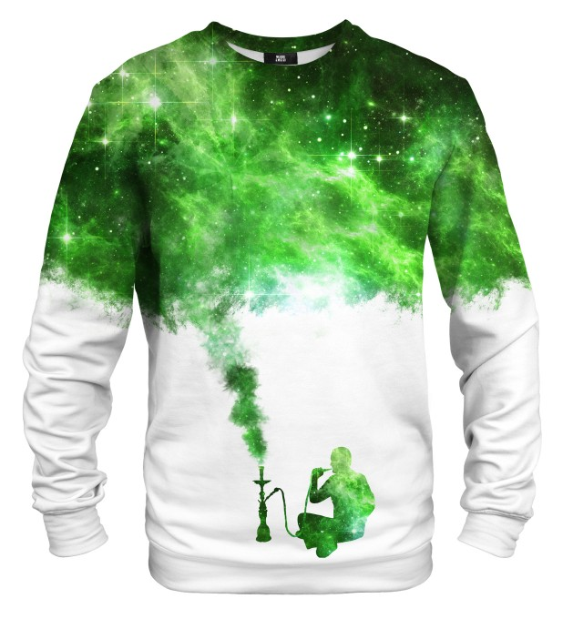 Let's smoke sweater Miniature 1