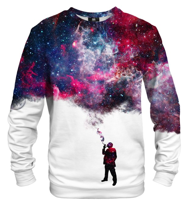 Galaxy Smoker sweater Miniatura 1