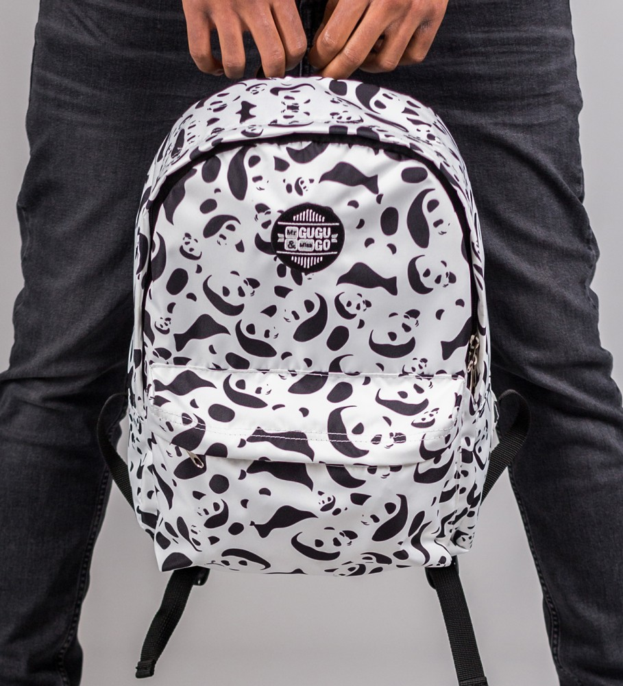 Mr. Gugu & Miss Go, Pandemonium backpack Image $i
