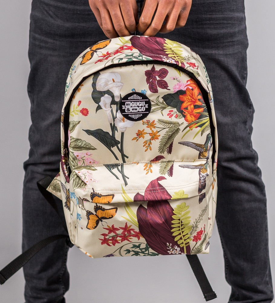Mr. Gugu & Miss Go, Nature backpack Imagen $i