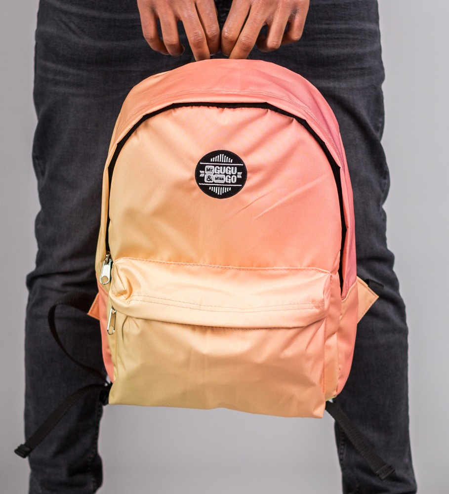 Mr. Gugu & Miss Go, Sunny Ombre backpack Image $i