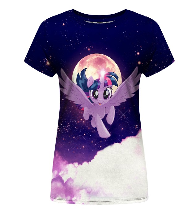 Twilight Moon womens t-shirt Miniature 1