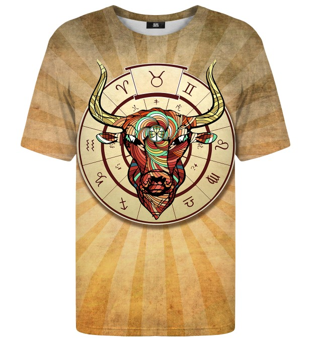 Taurus t-shirt Miniature 1