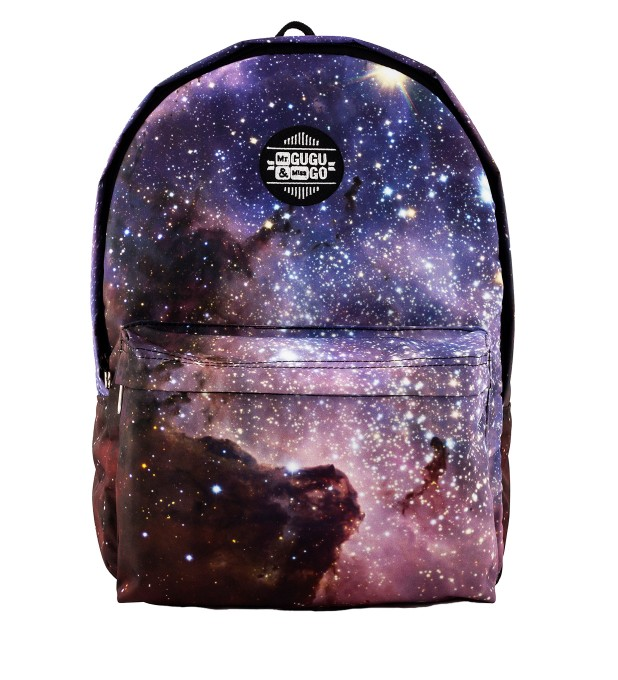 Violet Nebula backpack Miniature 1