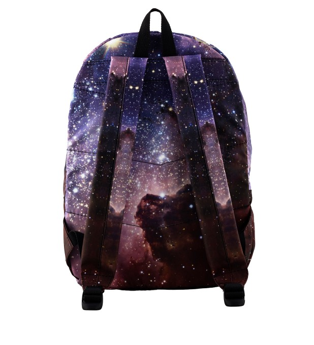 Violet Nebula backpack Miniatura 2
