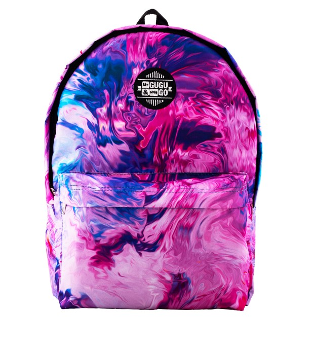 Modern Painting backpack Miniatura 1