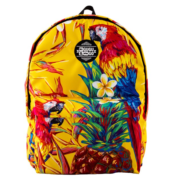Paradise Parrots backpack Thumbnail 1