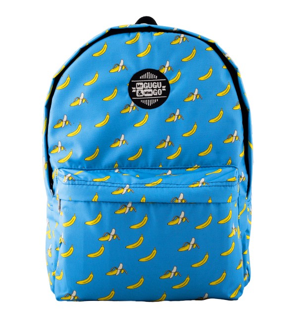 Blue Bananas backpack Miniature 1