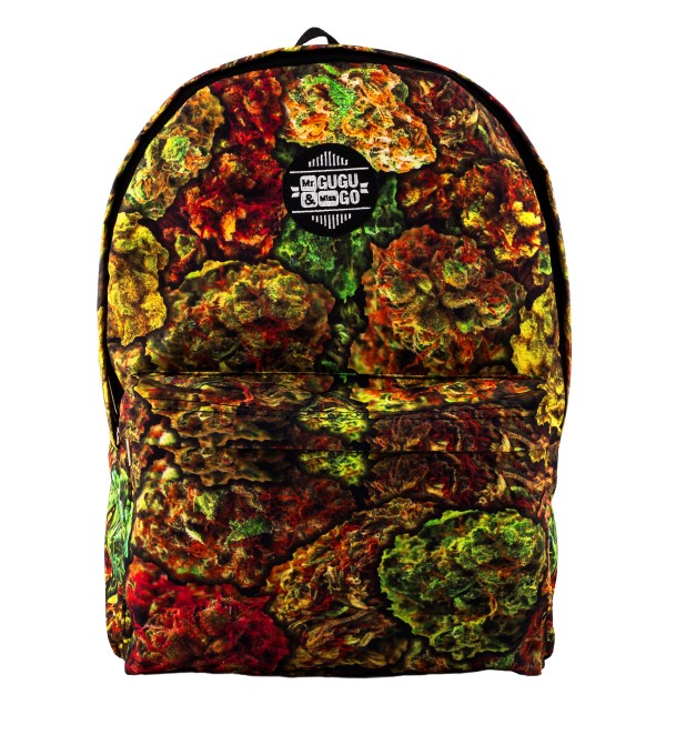 Ganja Top backpack Thumbnail 1