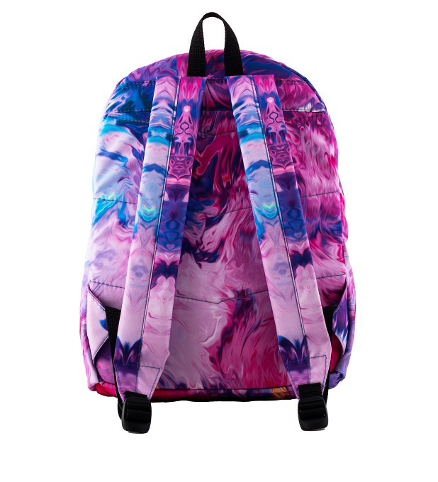 Modern Painting backpack Miniature 2