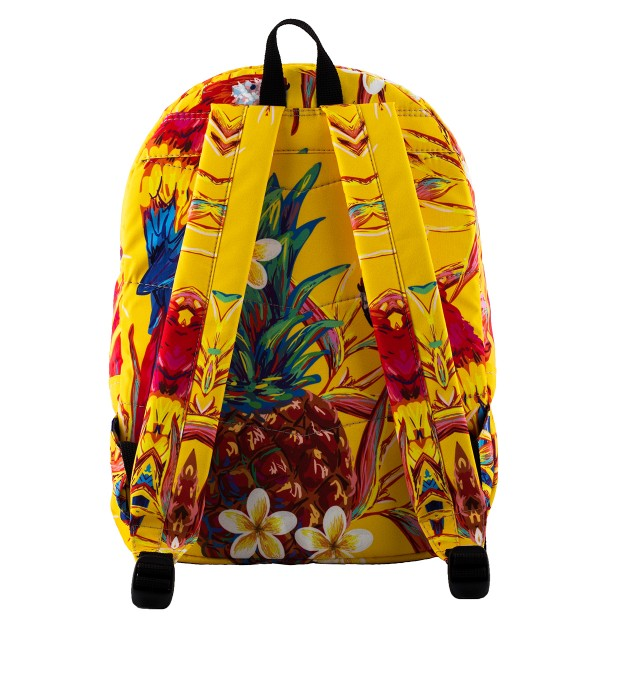 Paradise Parrots backpack Thumbnail 2