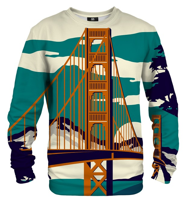 Golden bridge sweater Miniature 1
