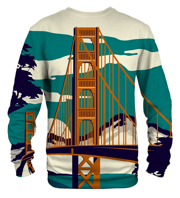 Golden bridge sweater Miniature 2